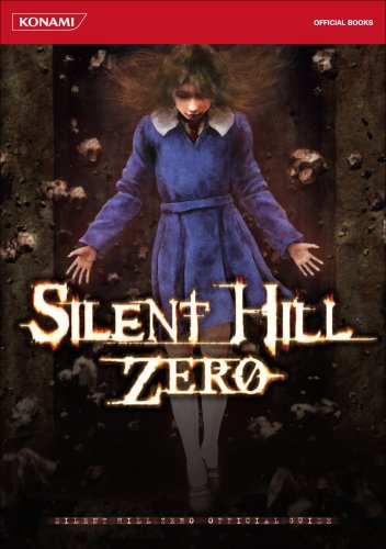 Silent-Hill-Zero-Official-Guide-KONAMI-Book-Japanese