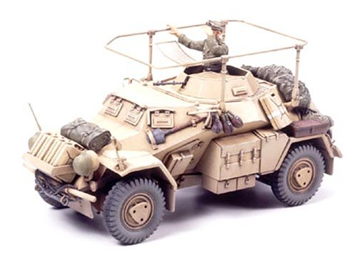 1   35 mini serie de vehículos militares de mando de radio alemanes