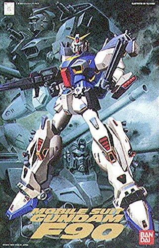 Gundam F90 1 100 HG Japan Import Toy Hobby Japanese
