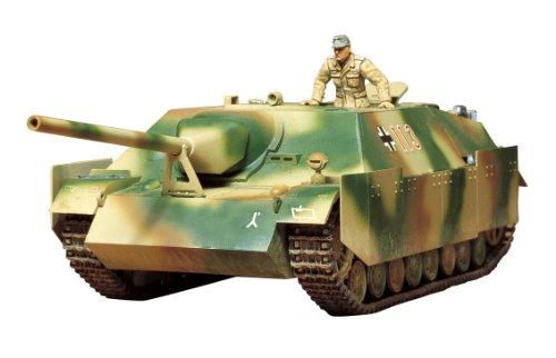 Jagdpanzer IV Lang Lang Lang Plastic Assembly Kit Japan Import Toy Hobby Japanese 54e083