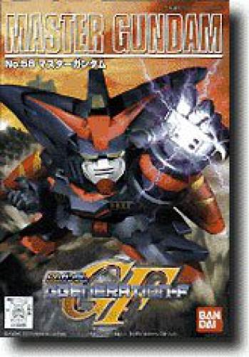 58-Master-Gundam-SD-model-kit-Japan-Import-Toy-Hobby-Japanese