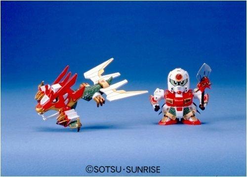 RYU RYU RYU GUNDAM BB SENSHI SD SENGOKU DEN TENKA TOITSU HEN plamo Japan Toy Model 36312e