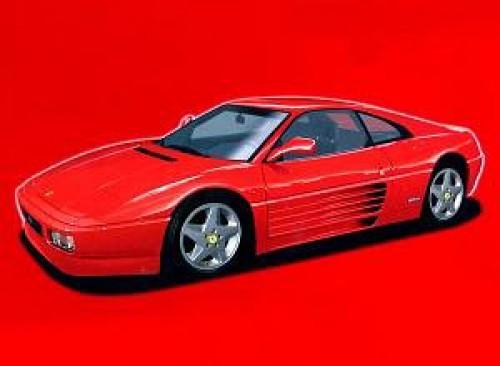 FUJ12262 1 24 Fujimi Ferrari 348GTB MODEL KIT plamo Japan Toy Model