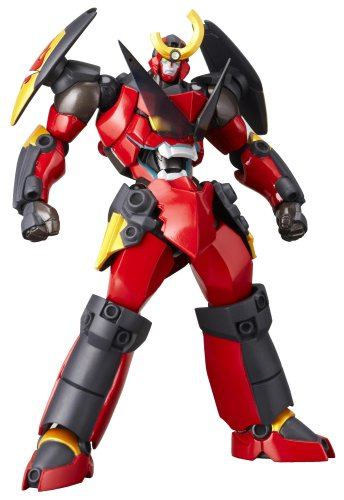 Gurren Lagann Revoltech 50 Figure Japan Doll Toy Japanese Hobby