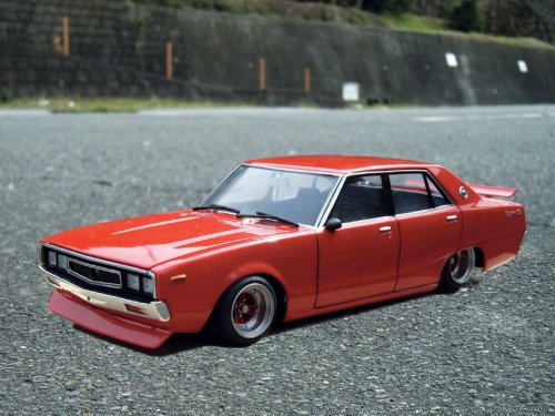 1 24 Grand Champion No.07 Kenmeri 4Dr Japan Import Toy Hobby Japanese