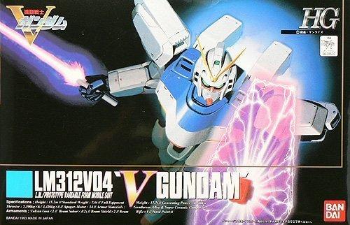1 100 V Gundam V Japan Import Toy Hobby Japanese