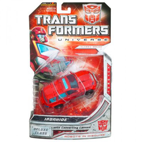 Transformers Universe DX Ironhide Toy Japan Hobby Japanese Kids Gift