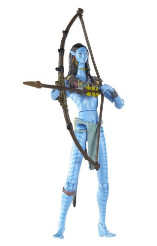 Avatar 3.75 inches Action Figure Avatar Na'vi Neytiri Action Figure Toy Japan