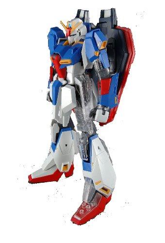 Gundam MSZ-006 Zeta Gundam Ver 2.0 with Extra Clear Body parts MG 1 100 Scale