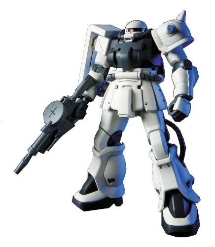 Gundam MS-06F-2 Zaku II F2 EFSF HGUC 1 144 Scale plamo Japan Toy Model