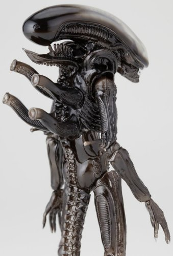 Alien Big Chap Revoltech Figure Japan Doll Toy Japanese Hobby