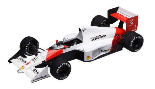 Fujimi 1 20 McLaren Honda MP4 5 - 1989 Monaco plamo Japan Toy Model