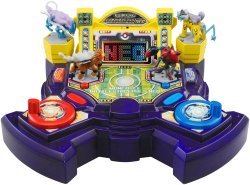 Pokemon Moncolle plus Moncolle battle stage plus NEO Toy Japan Hobby Japanese