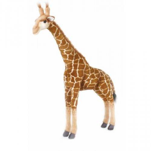 Giraff ståing No.5256 Fylld docka 28 tum japan Plush leksak japaner ungar Gift
