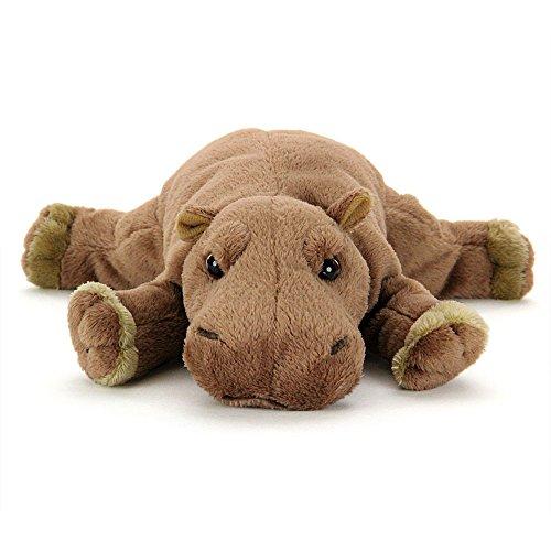 Hippopotamus Sprawl Series Real Animal Stuffed Doll Japan Plush Toy Gift