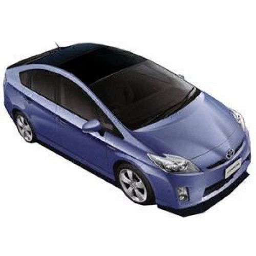 ID171 1 24 Toyota Prius S 'Touring Selection' Solar Panel Type plamo Japan Toy