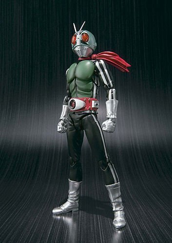 Kamen Rider Shin 1 Figure Japan Doll Toy Japanese Hobby