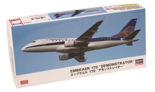10681 1 144 Embraer 170 Demonstrator Ltd Ed. Japan Import Toy Hobby Japanese