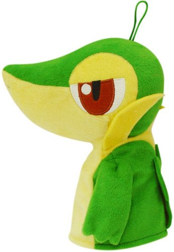 Pokemon friend puppet Tsutaja Plush Doll Stuffed Toy Japan Import