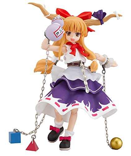 Touhou Project Suika Ibuki Max Factory Figma Figure Japn Import Toy Doll Gift