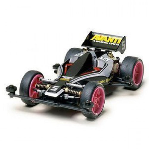 Tamiya 18506 JR Avante Blk Special Japan Import Toy Hobby Japanese