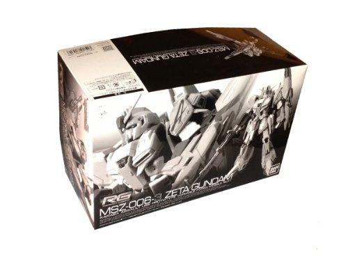 Rg Real Grade 1 144 Msz-006-3 Zeta Gundam 3rd Limited Limited Limited Model Kit plamo Japan Toy 093bd8