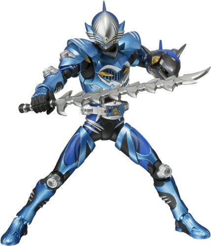 S.H. Figuarts Masked Rider Abyss Figure Japan Import Toy Hobby