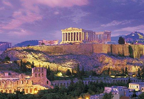 1053-piece jigsaw puzzle of Athens Acropolis 2 Greece 26x38 Japan Import Toy