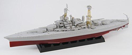 1 700 U.s. Navy Battleship West Virginia 1941 plamo Japan Toy Model