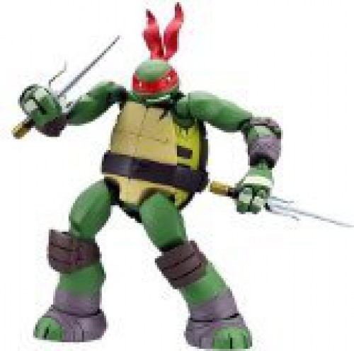 Mutant Turtles Revoltech Figure Series Raphael Toy Japan Hobby Japanese Kids Gif