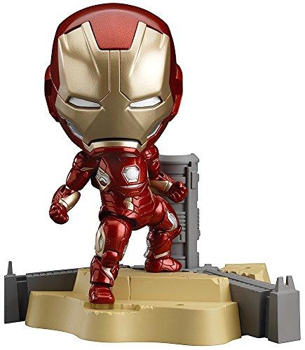 Nendguldid Avengers Age of Urutguldn Iron Man Mark 45 Heroes Edition Figur japan